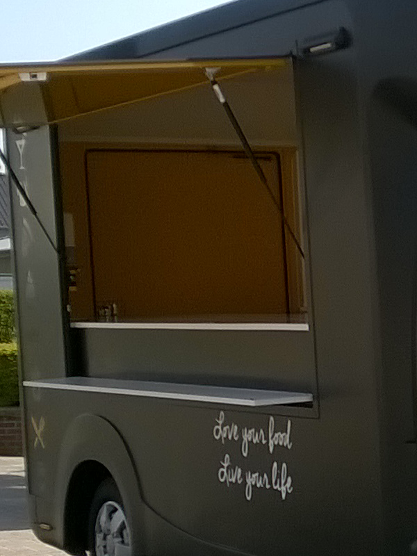 De Foodtruck van Trendconcepts